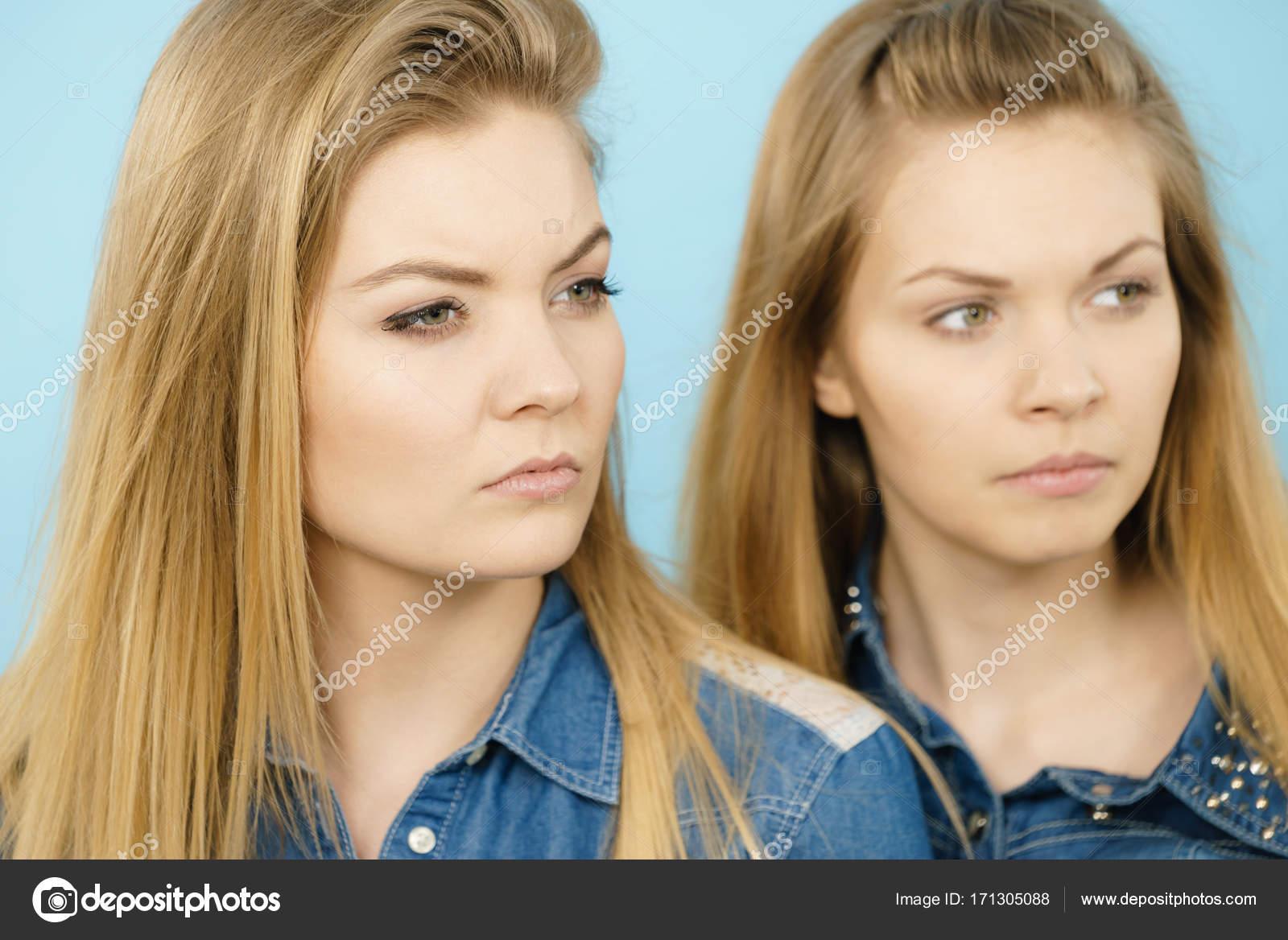 Schwere Damenbilder