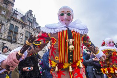 2017 Binche Carnival