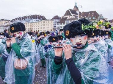 2017 Basel Carnival