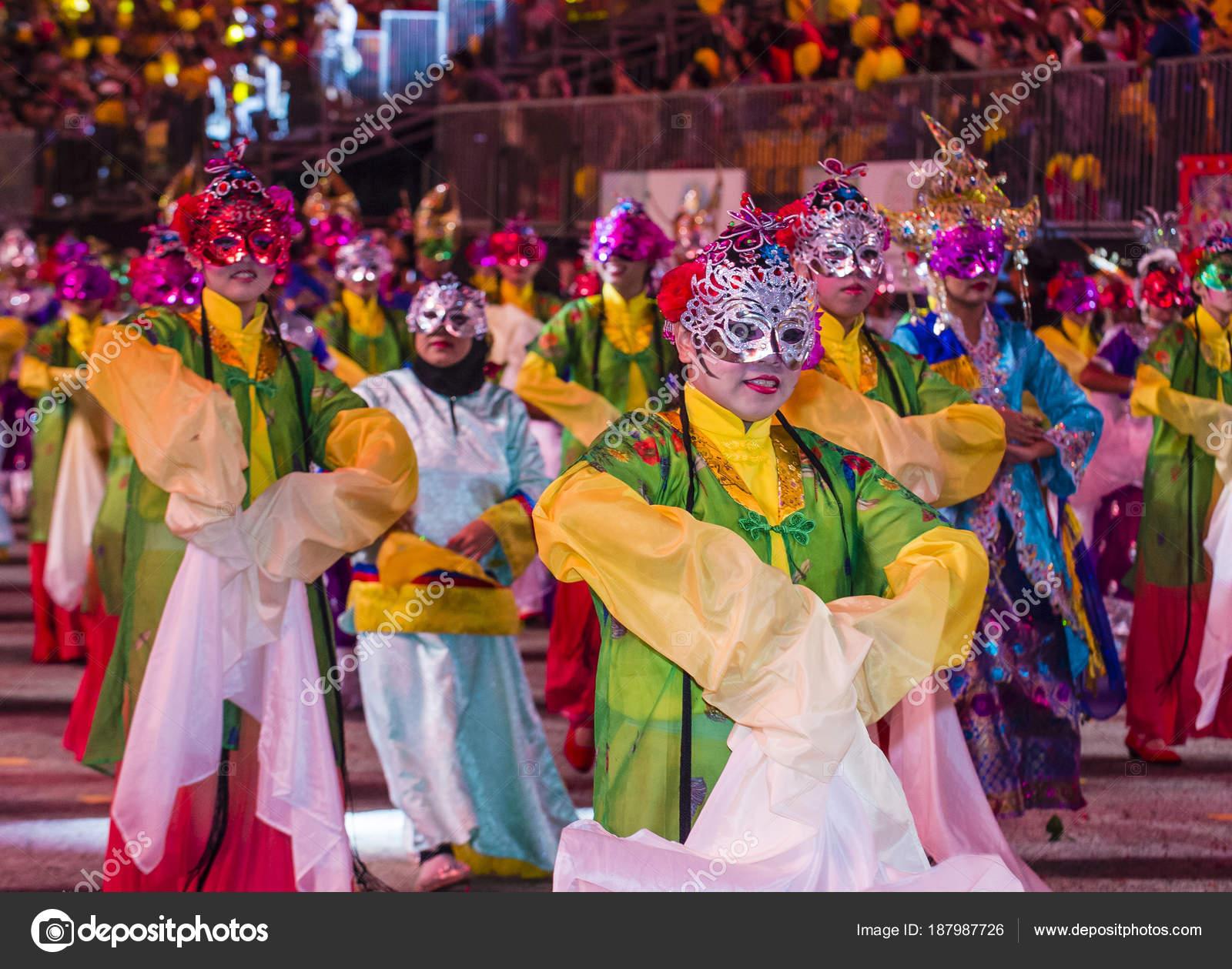 2018 Chingay Parade Foto Editorial De Stock C Kobbydagan 187987726