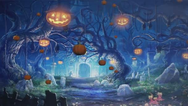 Kürbisse glücklich halloween