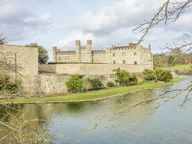 Leeds Castle Fortress England