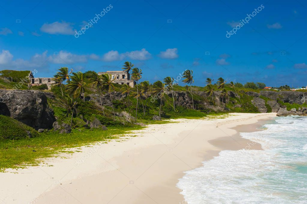 Фотообои Harrismith Beach in Barbados