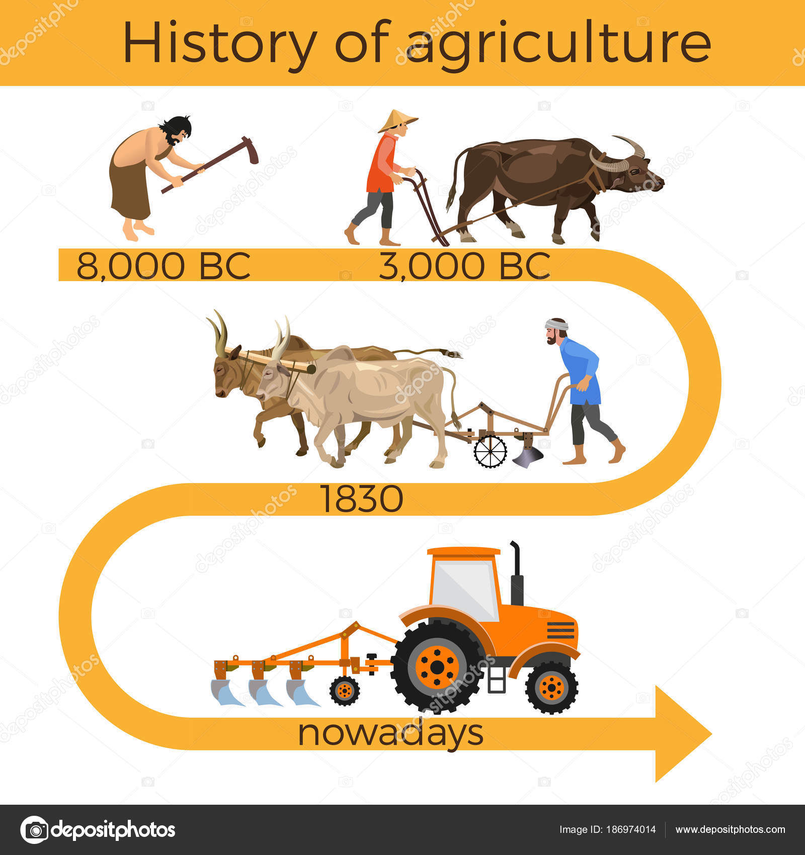 what is history of agriculture