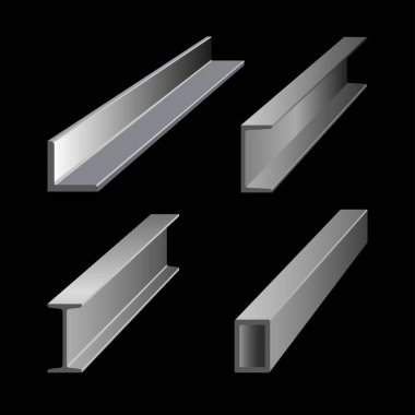 Steel structural sections