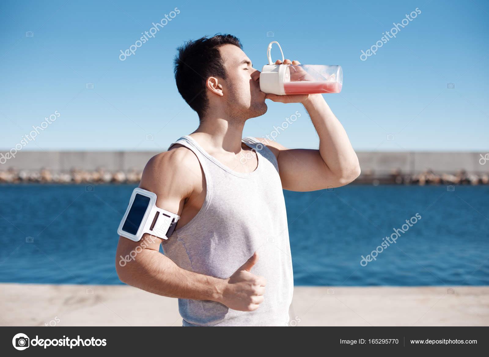 dricka protein