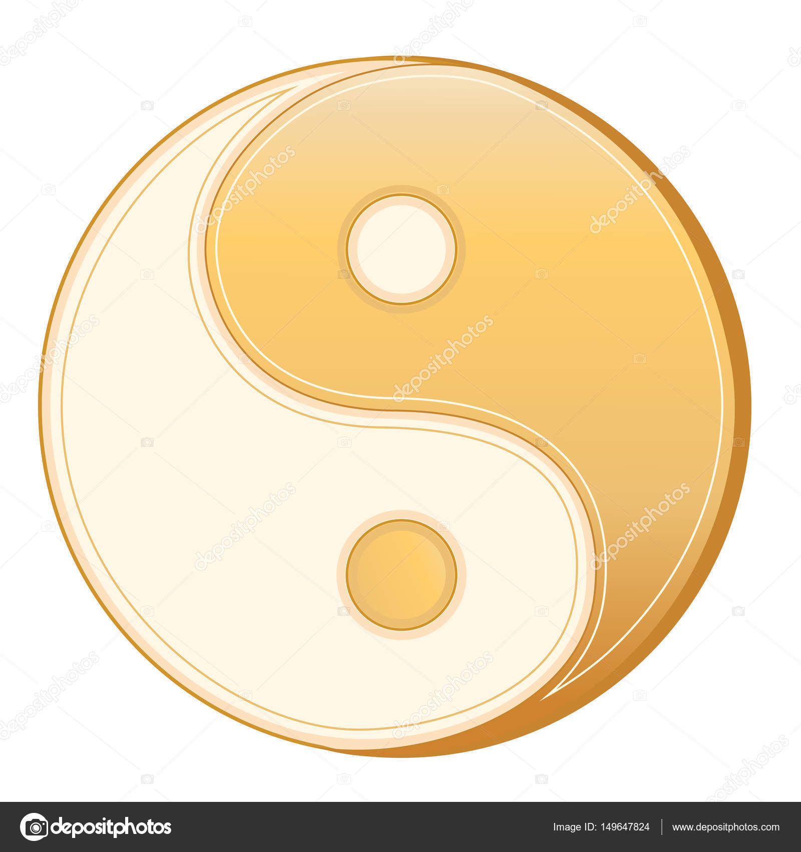 The tao symbol image collections symbol and sign ideas taoism symbol yin yang stock vector casejustin 149647824 taoism symbol yin yang stock vector buycottarizona buycottarizona