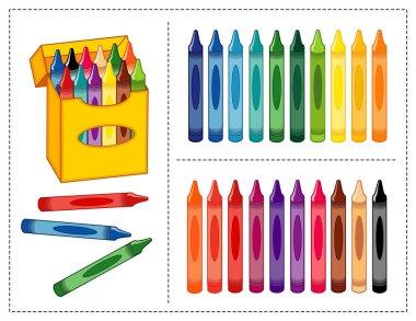 Crayon Box, Twenty Colors