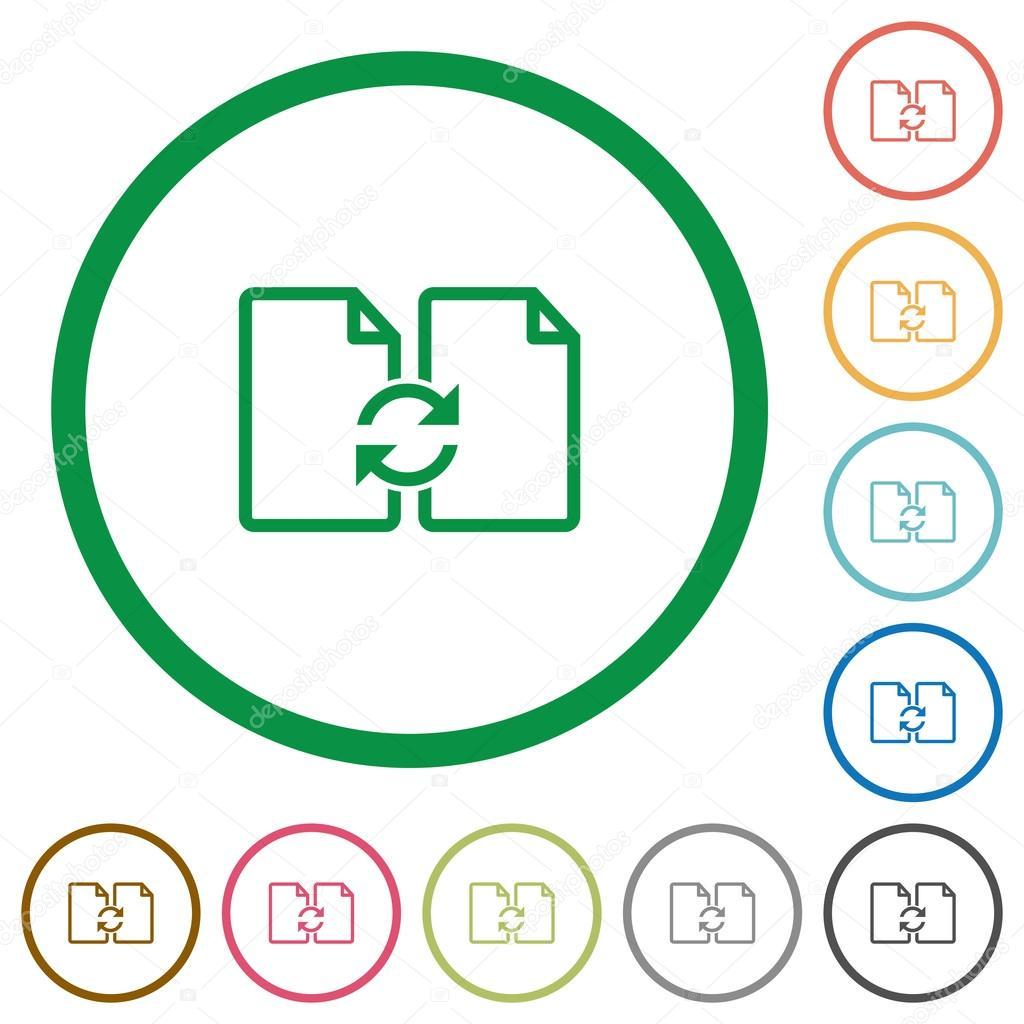 Как изменить цвет иконок в 7