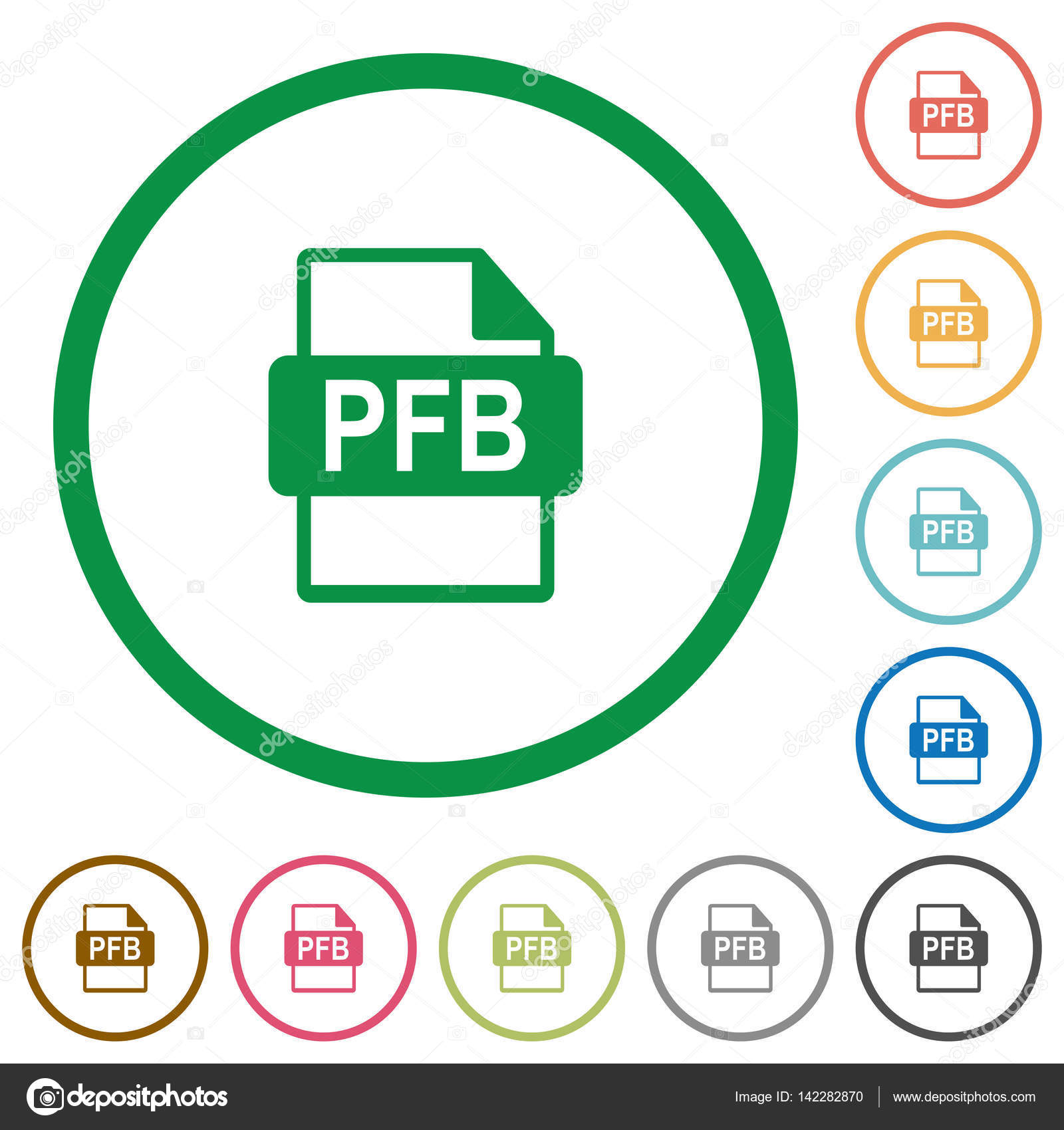 what is a pfb file