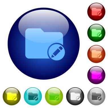 Rename directory color glass buttons