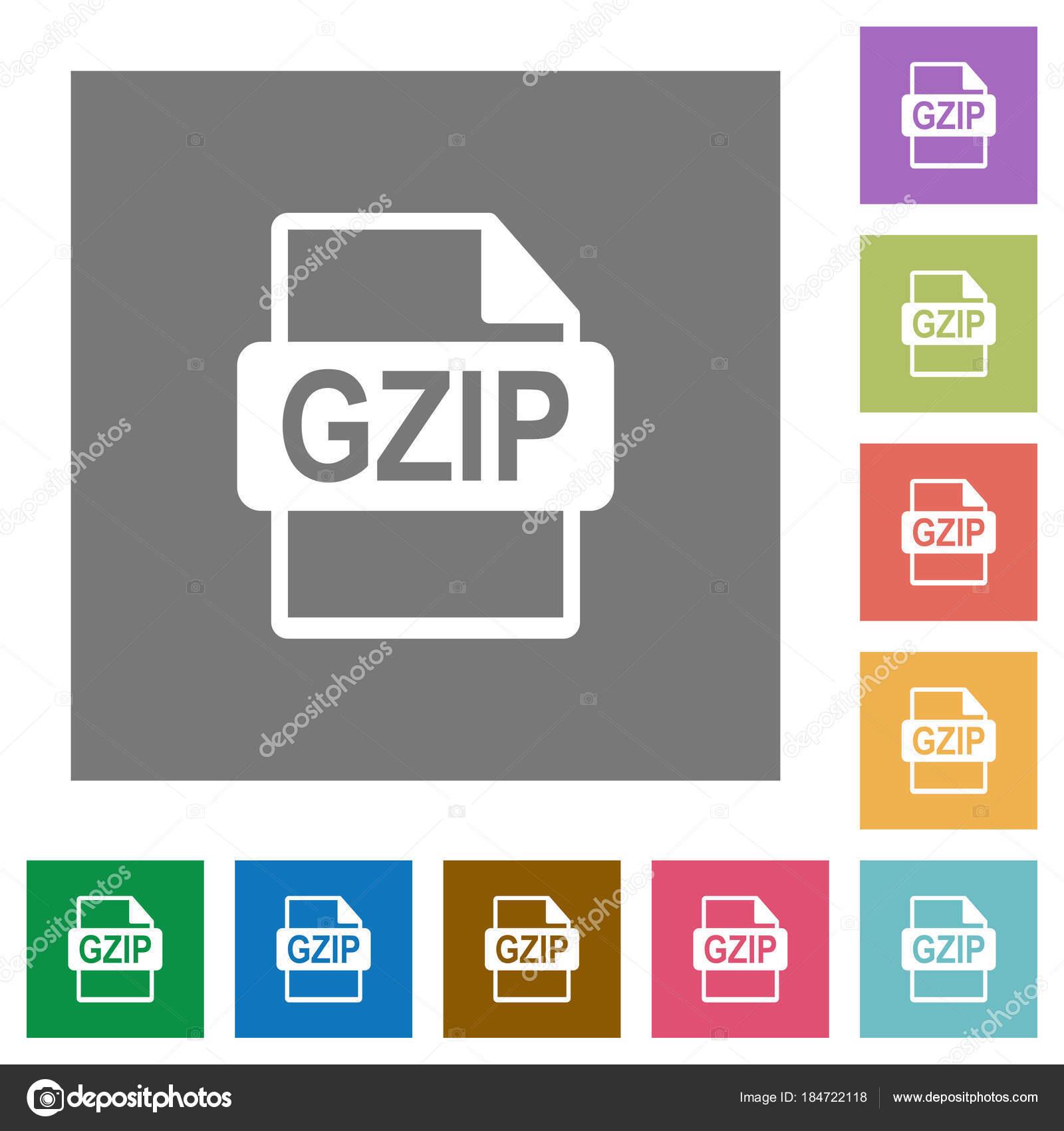 Gzip ファイルフォーマット スク...