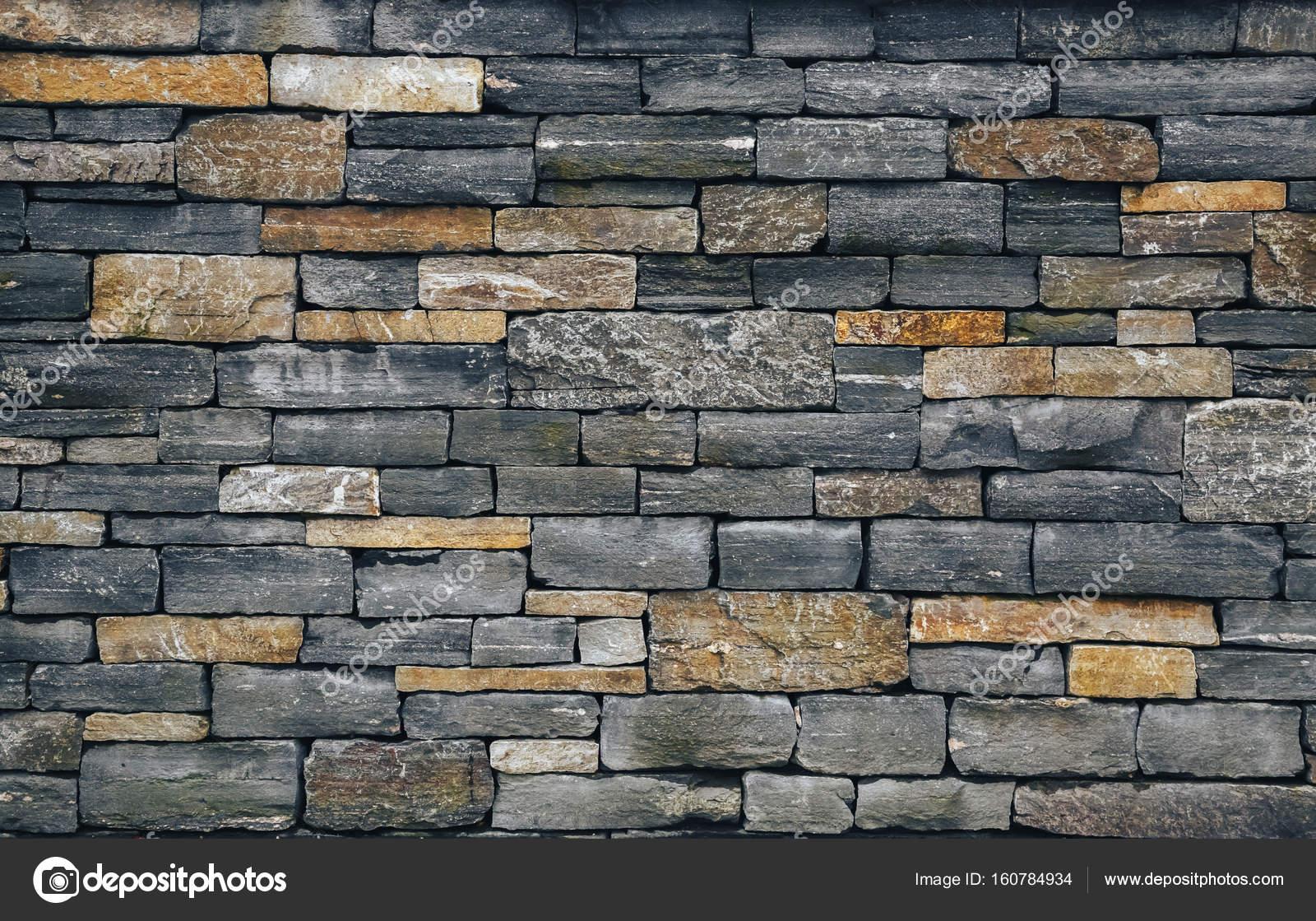 mur en pierres texture brique de la roche texture de la pierre pierres de couleur diff rente. Black Bedroom Furniture Sets. Home Design Ideas