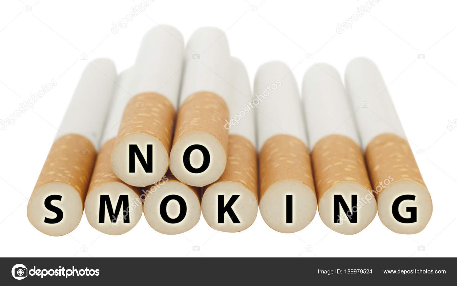 paquete de cigarrillos aislado sobre fondo blanco — Foto de stock ...