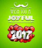 Fotografie Nový rok pozadí