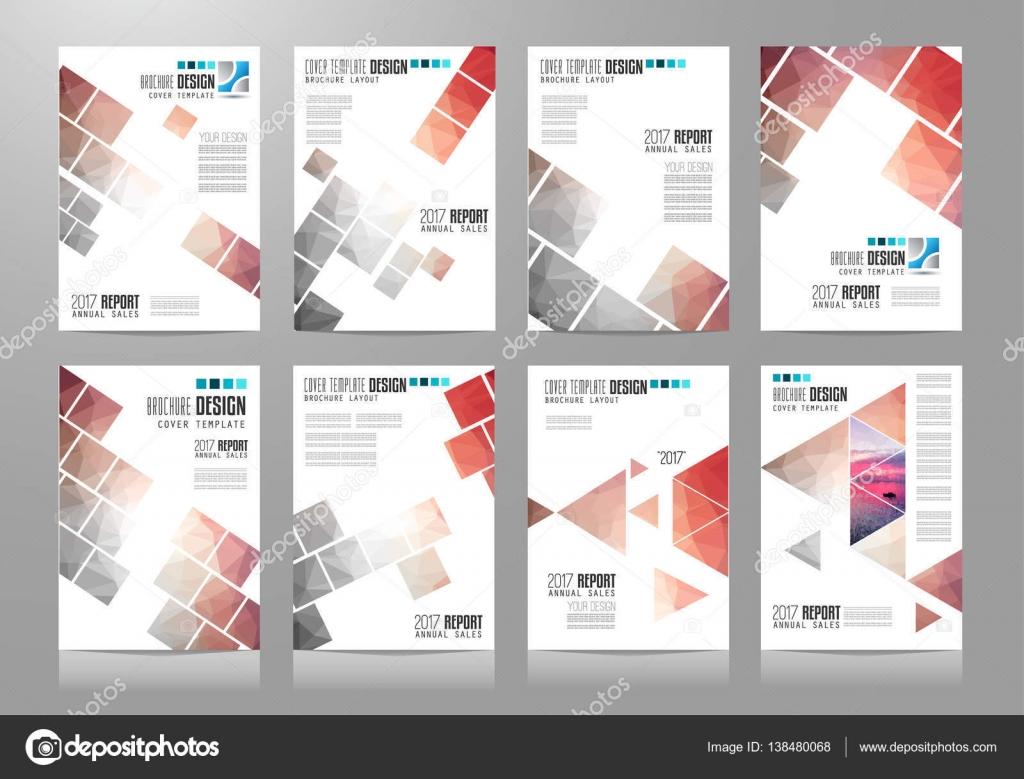 Broschüre-Vorlagen — Stockvektor © DavidArts #138480068