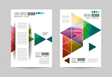 Brochure templates, Flyers