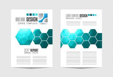 Brochure templates, Flyers