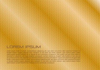 """Картина, постер, плакат, фотообои """"векторный абстрактный фон с металлической текстурой золотого цвета природа космос черно архитектура"""", артикул 158192288"""