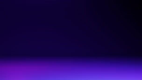 Absztrakt színes folyadék, ecset stroke vonal cián és ibolya háttér