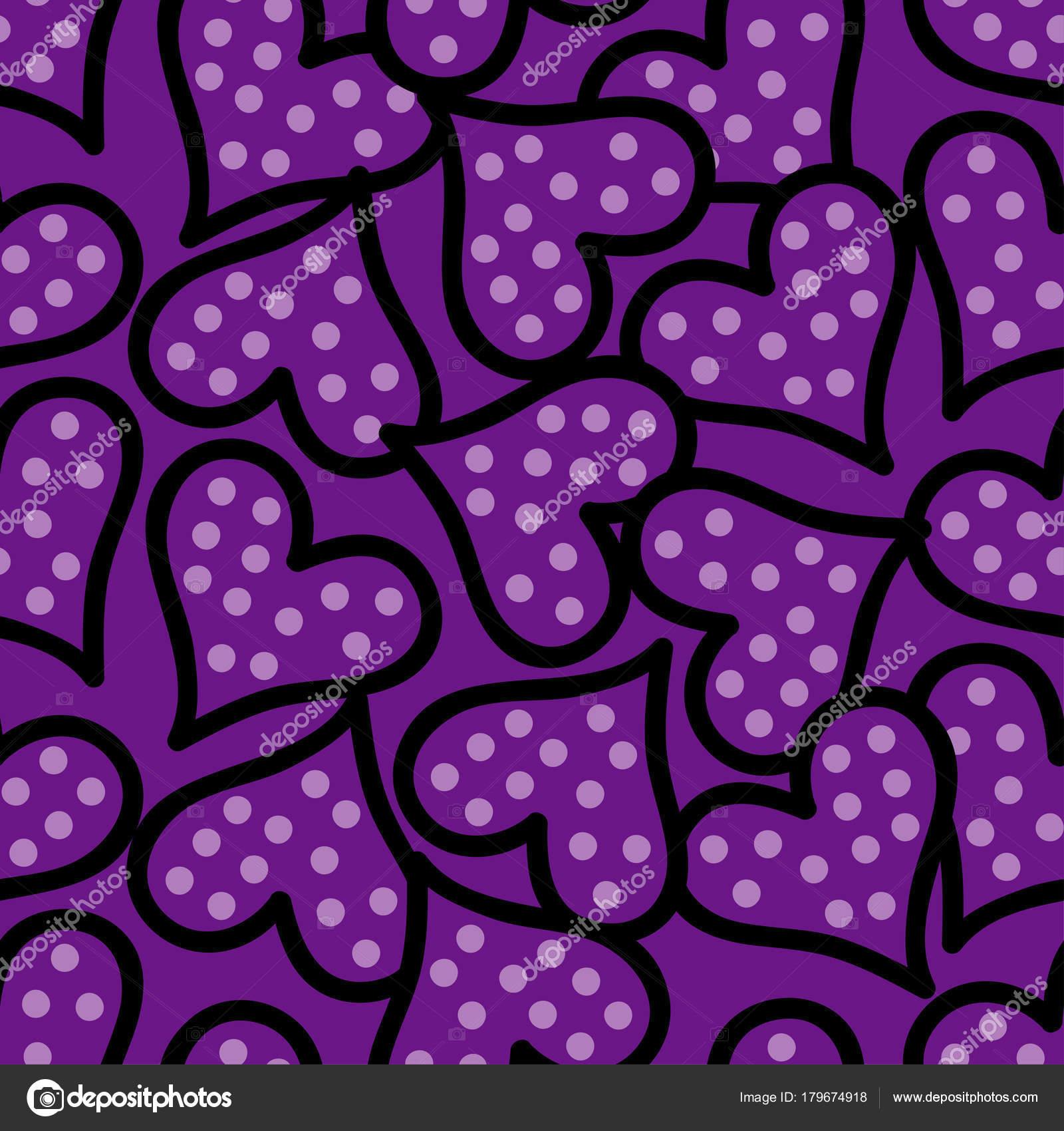 Bezesve Pozadi Srdicky Den Svateho Valentyna Rucni Kresba Textilni