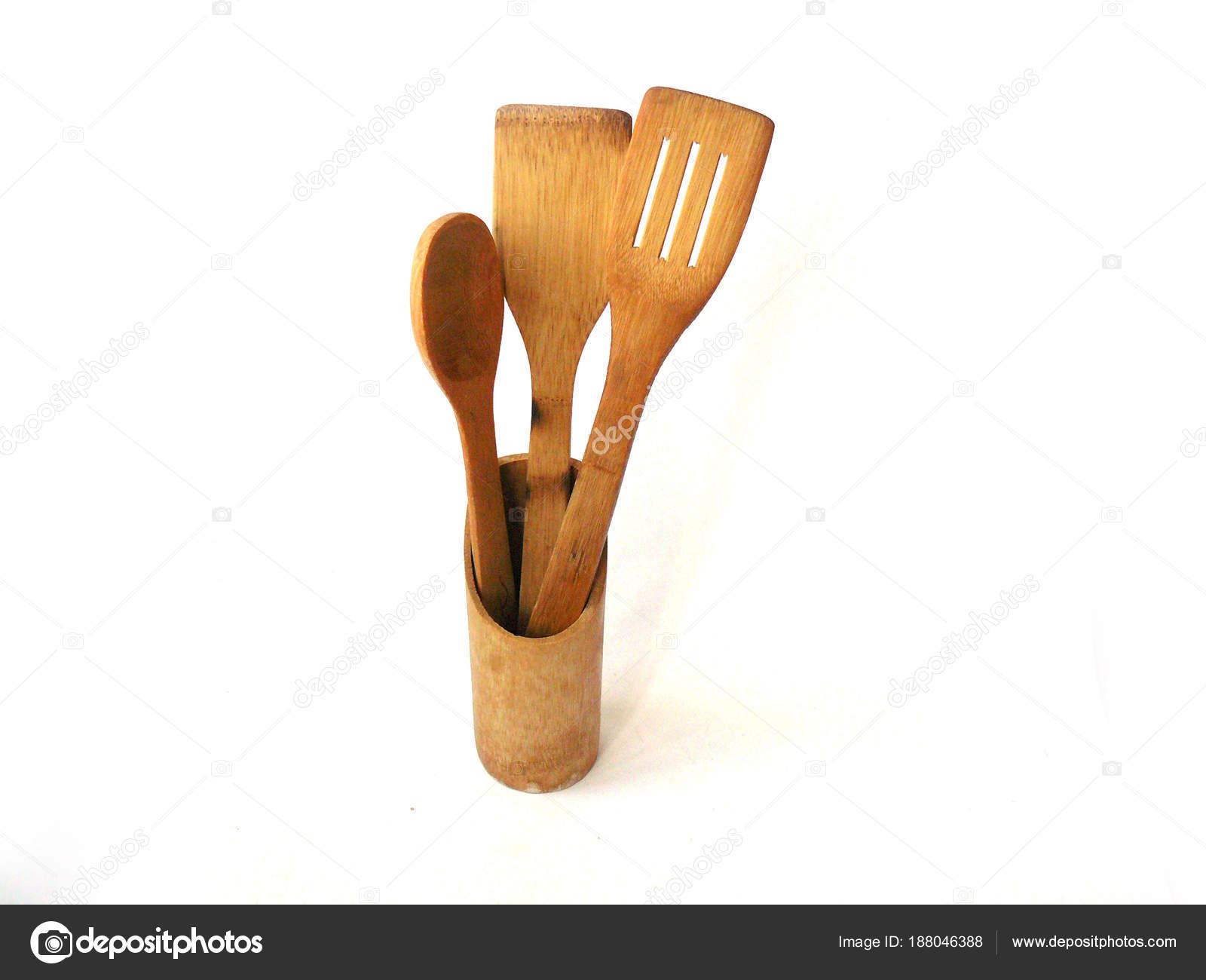 Geschirr Küche Aus Holz Set Holzlöffel Küche Spatel Utensilien Zum ...