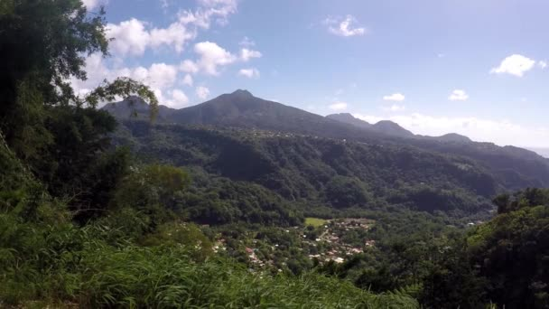 Mountain view, Dominika
