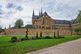 Fotografie Kirche St. Michael in Bamberg Oberfranken Deutschland