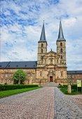 Fotografie Kirche St. Michael in Bamberg in Oberfranken Deutschland
