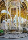 Vyřezávané Sadová kolonáda v Karlovy Vary Česká republika