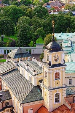 Çan kulesi Vilnius Üniversitesi Gözlemevi