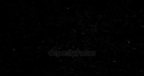 Schwarz-Weiß-Hintergrund realistisches Flackern, analoges Vintage-TV-Signal mit schlechten Interferenzen, statischer Rauschhintergrund