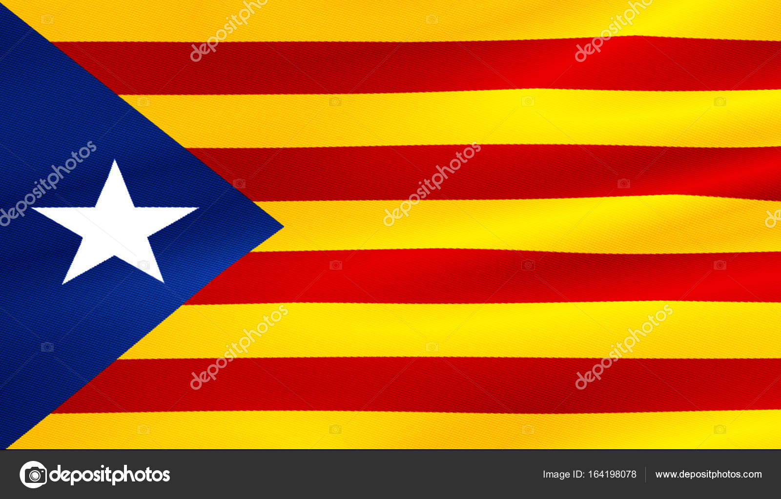 bandera roja azul amarilla horizontal
