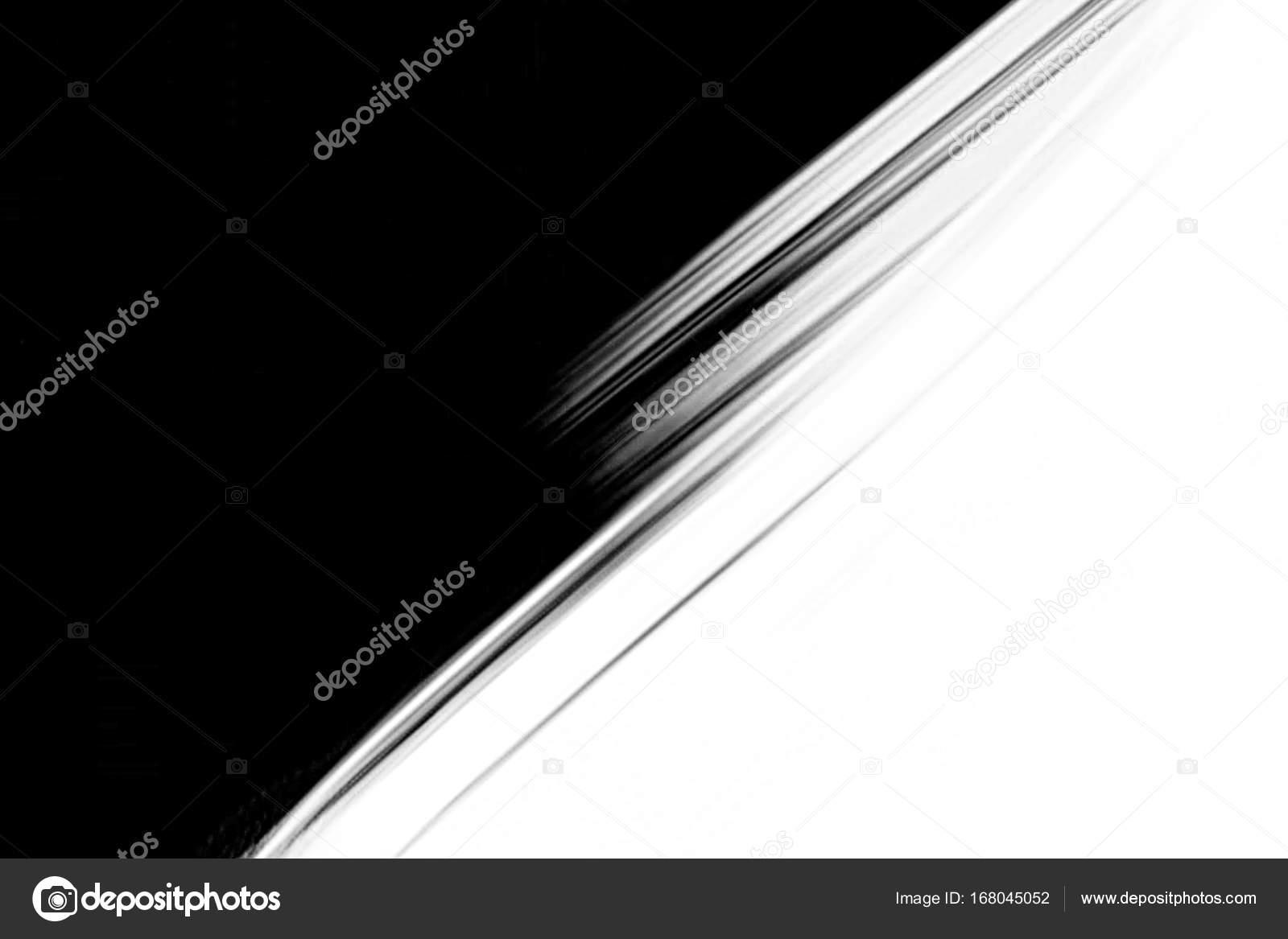 Abstrakte Farbe Pinsel Strich Schwarz Weiß übergang Hintergrund