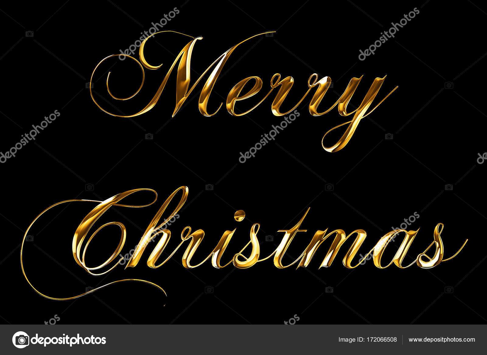 La Cinta Vintage Amarillo Oro Metálico Feliz Navidad