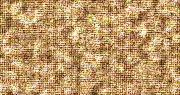 absztrakt, csillogó fénye arany részecske minta varrat nélküli hurok, arany szikrázó fényes textúra háttér