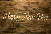 Fotografie šťastný nový rok slova