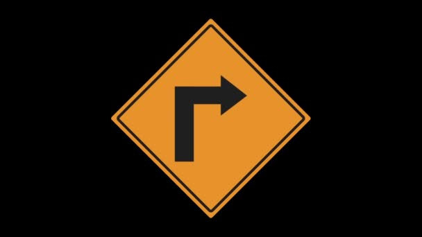 Traffic Signs Animated Vol.1
