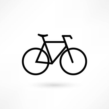 Bicycle simple icon