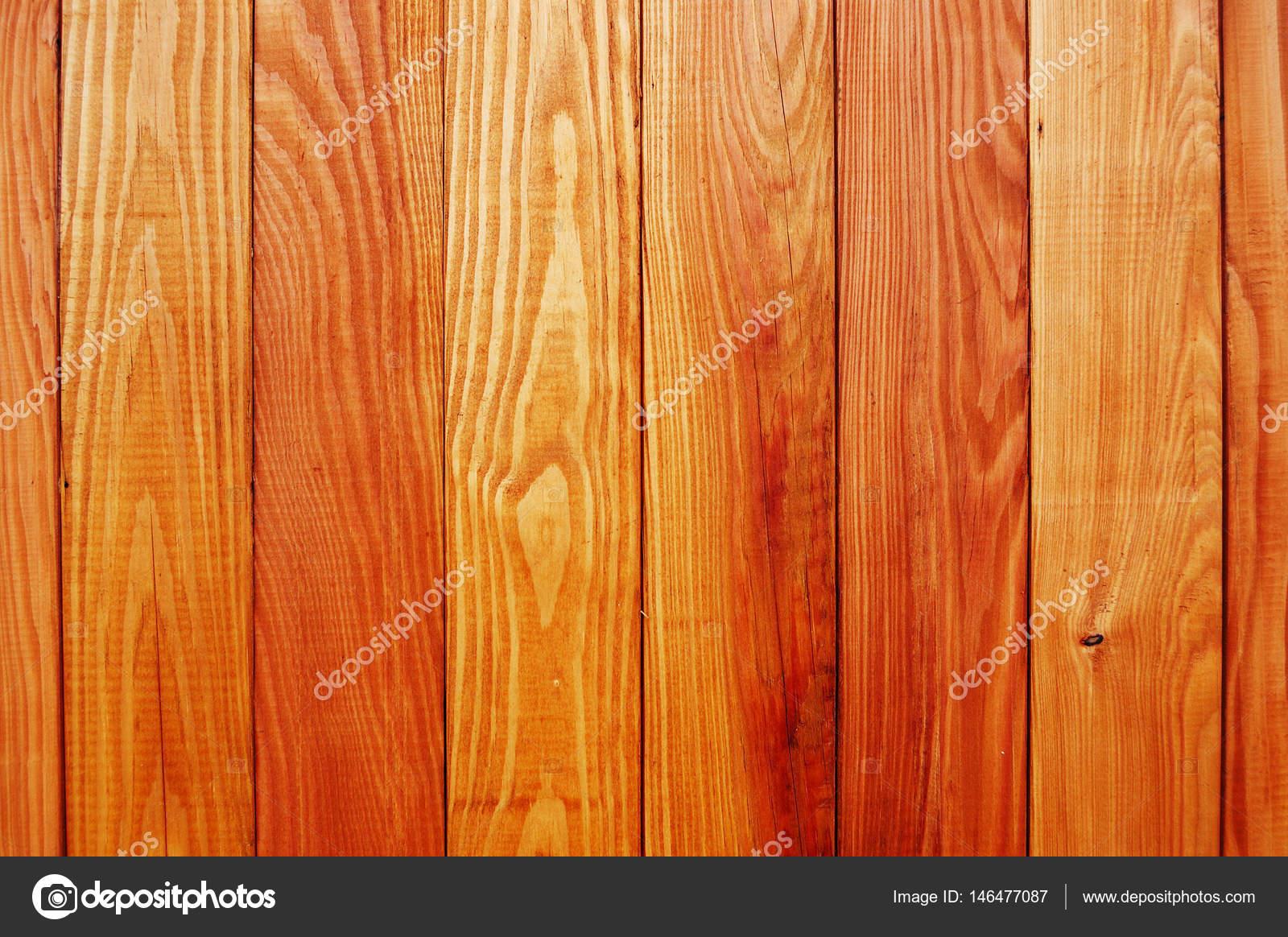 Clôture en bois couleur chaude — Photographie teafancier © #146477087