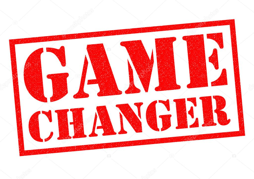 Game Changer Rubber Stamp Stock Photo Chrisdorney 127342992