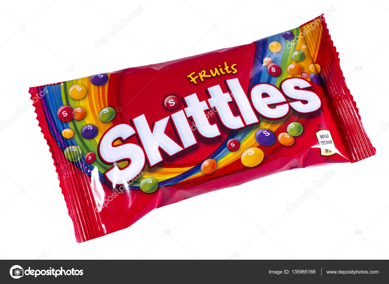 Packet of fruits skittles stock editorial photo chrisdorney packet of fruits skittles stock photo buycottarizona Images