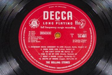 Rolling Stones Vinyl LP Record