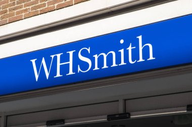 WHSmith Shop Logo