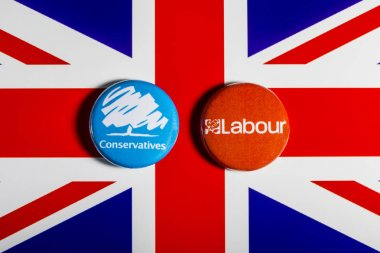 Conservative Party and Labour Party