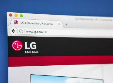 LG Official Website