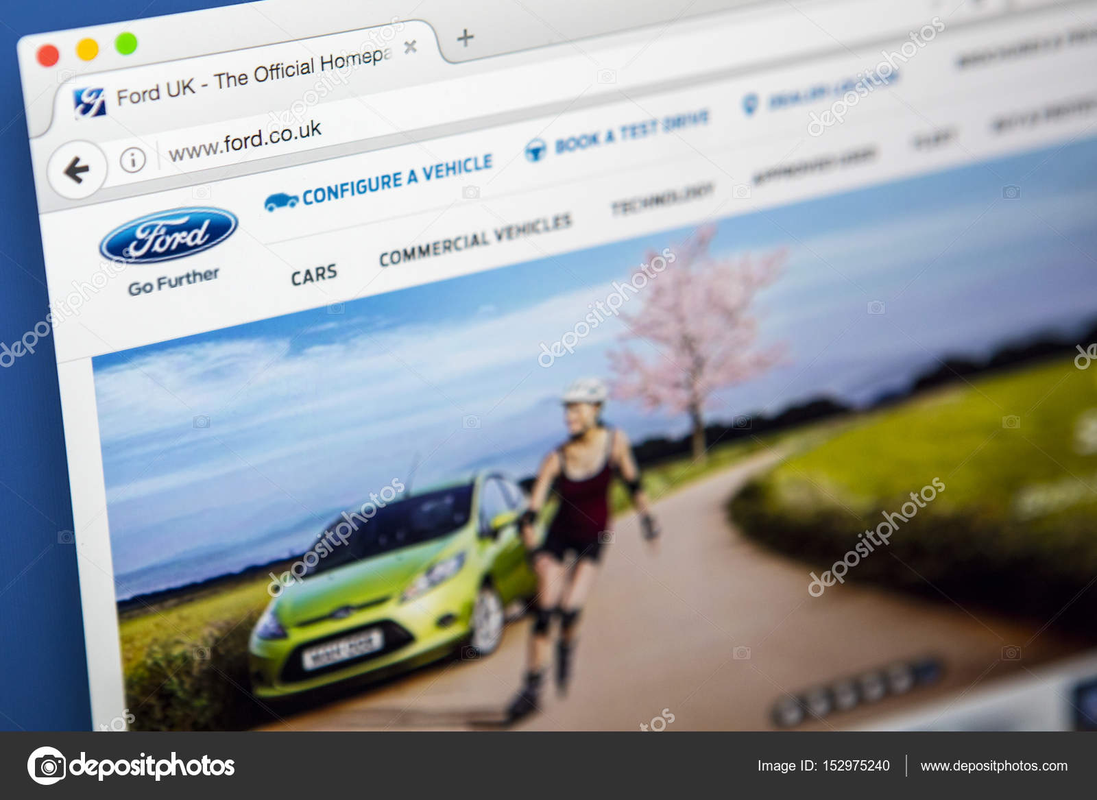 ford official site