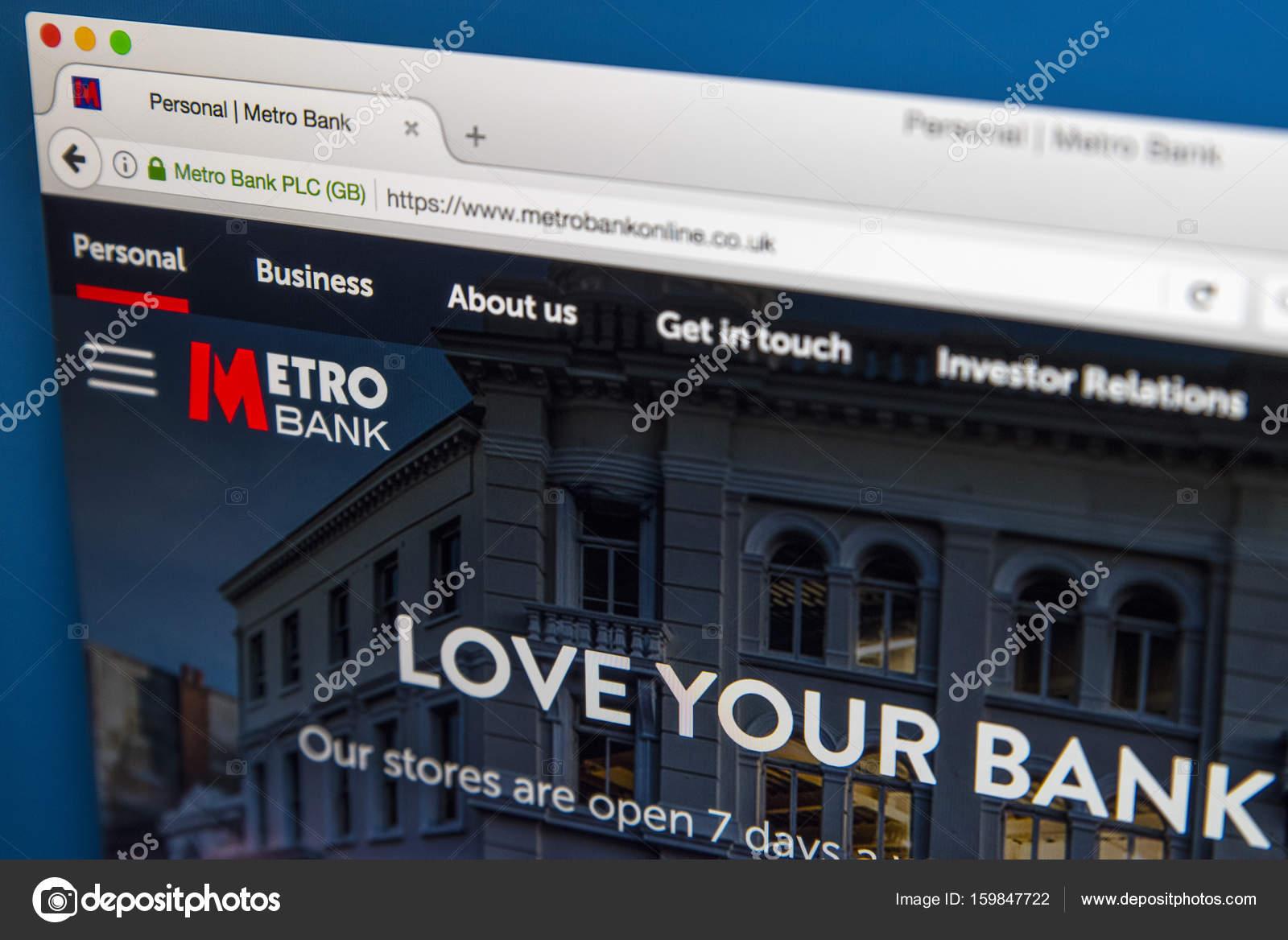 Метробанк официальный сайт