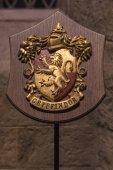 Gryffindor Wappen in der Aula