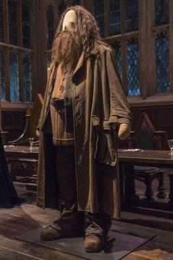 Hagrid Costume at Warner Bros Studio
